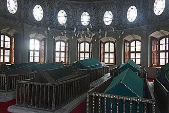 Nakşidil Sultan - Image: Naksidil Valide Sultan Mausoleum 9303
