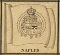 Naples - 1837 flag chart - The Flags of The Principal Nations In the World (cropped).jpg