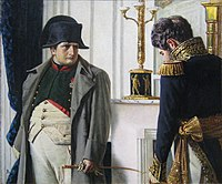 Napoleon and general Lauriston (Vereshchagin).jpg