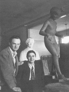 Jewish sculptor