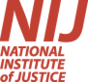 National Institute of Justice - Image: National Institute of Justice logo