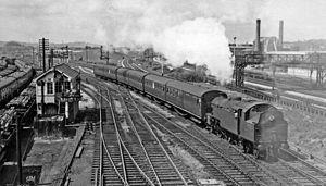 Neasden Junction - Neasden Junction in 1959