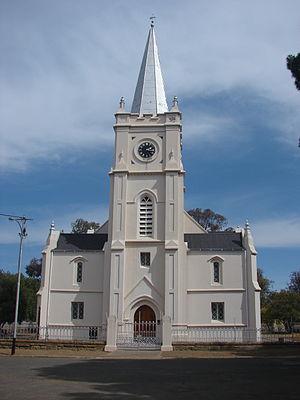 Bethulie - Nederduitse Gereformeerde Church, Grey Street, Bethulie