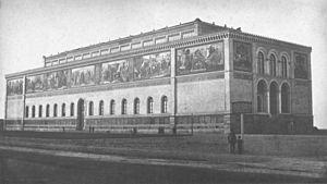August von Voit - Image: Neue Pinakothek, around 1854