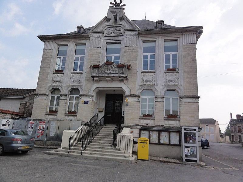 Neufchâtel-sur-Aisne (Aisne) Mairie
