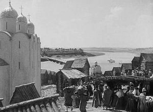 Novgorod Republic - 13th-century Novgorod as represented in Sergei Eisenstein's Alexander Nevsky (1938)
