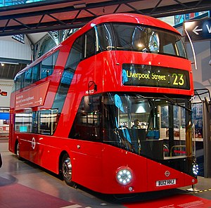 Thomas Heatherwick - New Routemaster