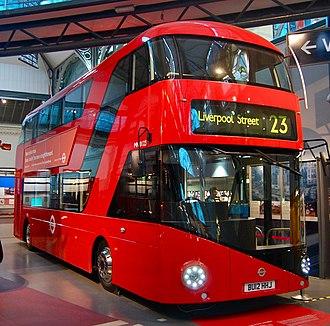Thomas Heatherwick - New Routemaster