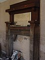 New Orleans Fire Place Mantle Post Katrina Federal Flood.jpg