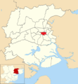 New Town ward shown within Colchester Borough.png