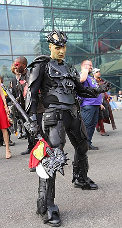 New York Comic Con 2015 - Brainiac (21442078224).jpg