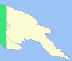 Ok Tedi River - Image: New guinea ok tedi river