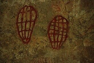 Ngaro people - Ngaro Cave Painting Ngaro people.