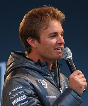 2014 Bahrain Grand Prix - Nico Rosberg had the fifth pole position of his career.