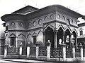Nicolae Ionescu - Stavropoleos Church in 1930.jpg