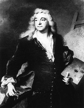 1667 in France - Nicolas Bertin