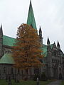 Nidaros Cathedral in October 2.JPG