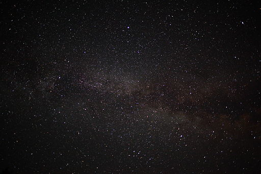 Night-sky-milky-way-galaxy-astrophotography - West Virginia - ForestWander