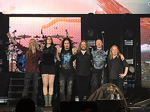Nightwish - Image: Nightwish au Rockhal 2015