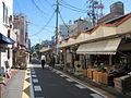 Niigata Ninjo-yokocho 20131018-02.JPG