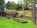 Nim Li Punit Maya site in Belize - Plaza of the Stelae, 2007.jpg