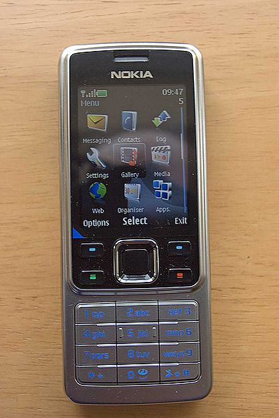 Face Book For Nokia 6300