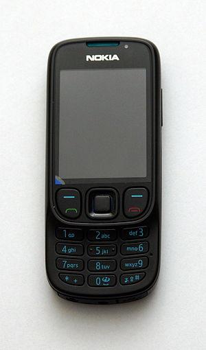 Nokia 6303 classic - Image: Nokia 6303i