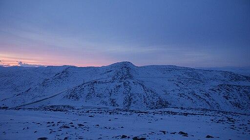 Nordkinnhalvoya-polar-night