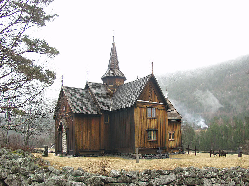 File:Nore stave church.jpg