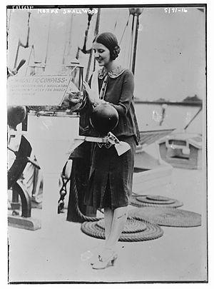 Miss Oklahoma - Image: Norma Smallwood