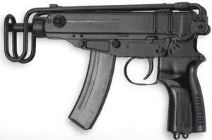 Škorpion - The vz. 61 E