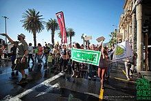 Cape Town NORML March Africannabis
