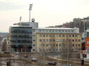 Idrottsparken (Sundsvall) - Image: Norrporten Arena 2008