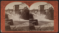 North side, falls showing mills, Glen's Falls, by Stoddard, Seneca Ray, 1844-1917 , 1844-1917.png