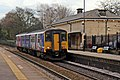 Northern Rail Class 150, 150225, Huyton railway station (geograph 3818388).jpg