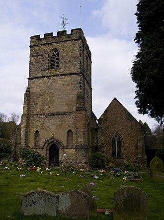 Northfield, Birmingham - St. Laurence's Church, Northfield
