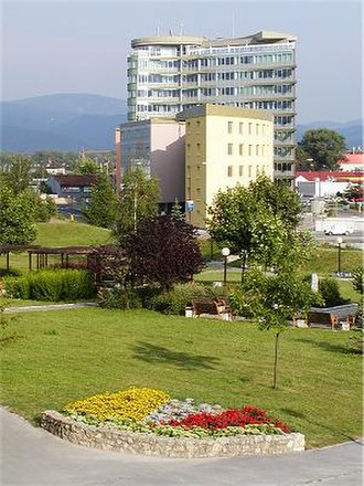 Nové Mesto nad Váhom - Nové Mesto nad Váhom