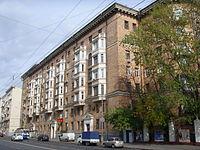 Novopeschanaya street 3.JPG