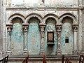 Noyon (60), cathédrale Notre-Dame, croisillon nord, arcatures plaquées côté ouest.jpg