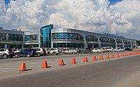 Nsk-Ob Tolmachevo terminal 07-2016.jpg
