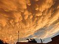 Nubes Mammatus en Yacanto, Córdoba, Argentina.JPG