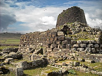Nuragic civilization - Nuraghe Santu Antine in Torralba