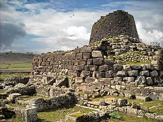 Nuragic civilization - Nuraghe Santu Antine in Torralba
