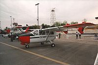 O-2 A Skymaster, Chilean Air Force (FACh).jpg