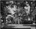 OBLIQUE VIEW, LOOKING NORTH - Casino Building, Ravina Park, Highland Park, Lake County, IL HABS ILL,49-HIPA,1-3.tif