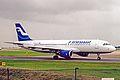 OH-LXC A320-214 Finnair MAN 25AUG03 (10559380655).jpg