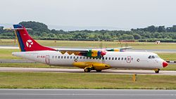 OY-RUB Danish Air Transport ATR (9326521439).jpg