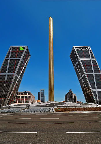 Obelisco calatrava