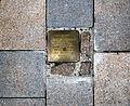 Oberwesel, Heumarkt 11. Stolpersteine des Künstlers Gunter Demnig.jpg