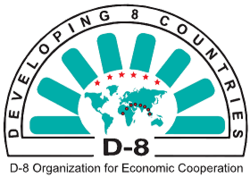 Official logo for D-8 Organization for Economic Cooperation.png